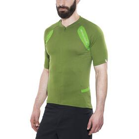 Endura Singletrack Lite Koszulka kolarska, krótki rękaw Mężczyźni zielony